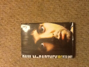 Paul McCartney biography book