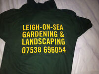 Leigh on Sea Gardening & Landscaping