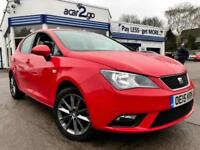 2015 SEAT IBIZA TSI I-TECH Manual Hatchback