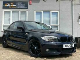 image for 2012 BMW 1 Series 2.0 120d M Sport 2dr Coupe Diesel Manual