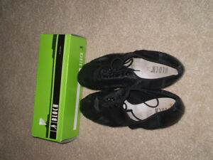 Bloch Girls Dance Shoes Size 11 Black UltraFlex