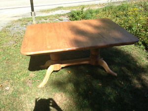 Beautifully refinished Bass River Table