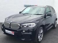 2014 64 BMW X5 3.0 XDRIVE 40d M SPORT 8 SPEED 7 SEATER AUTO/TIP - PX/FINANCE WEL