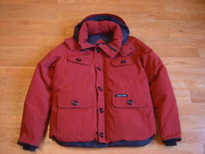 100% authentic Canada Goose Selkirk Men Parka, sz Extra Large XL