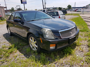 2005 Cadillac CTS  Navigation Sunroof Leather