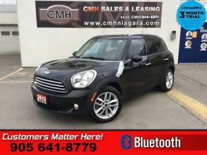 2012 MINI Cooper Hardtop Countryman  HS BT/USB ROOF LEATHERETTE