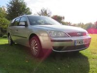 Ford Mondeo Estate 2.0 tdci lx *need to be sold due to new car*