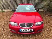 2004(54) Rover 45 1.4 Classic Red 5dr Hatch, **ANY PX WELCOME****