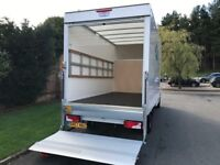 NATIONWIDE MAN & VAN HOUSE/ OFFICE REMOVALS PIANO/ BIKE MOVERS FURNITURE DELIVERY MOVING LUTON TRUCK