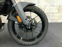 KTM 390 Adventure 2020 less than 250 miles!