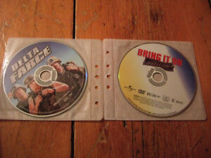 2 movies for sale- 25 cents each