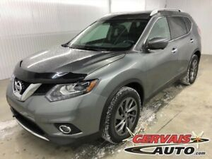 Nissan Rogue SL AWD GPS Cuir Toit Panoramique MAGS 2016