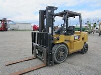 CAT DP40K Forklift for sale! LOW HOURS! ONLY $19,500.00!