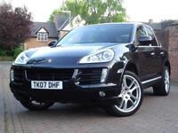 "2007 Porsche Cayenne 4.8 Tiptronic S S..GTS AERO KIT / 21"" ALLOYS..£19k EXTRAS"