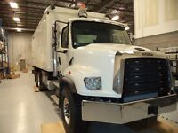 NEW Tandem Lubrication Unit 114SD Freightliner Chassis