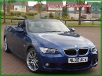 2008 (08) BMW 320i M Sport Convertible