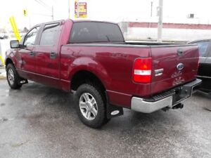 2005 FORD F140 CREW 4X4 NEW TIRES LOADED  WINTER READY !!