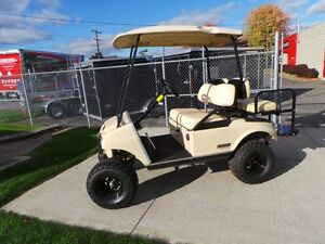 2000 CLUB CAR DS Gas Powered - Promo Golf Cart