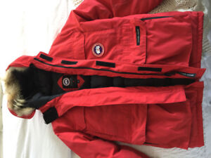 Canada Goose Expedition Parka, Size L