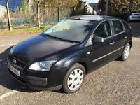 2005 FORD FOCUS 1.6 LX, MOT MAY 2017, NOT ASTRA MEGANE GOLF FABIA CEED