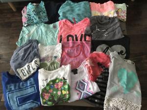 Girls size 7/8 clothing