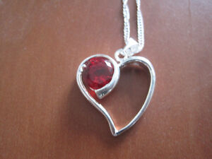NEW Sterling silver necklaces with pendant Gatineau Ottawa / Gatineau Area image 2