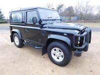 Land Rover Defender 90 XS STATION WAGON TOP SPEC
