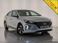 2018 Hyundai Ioniq 1.6 h-GDi SE DCT (s/s) 5dr Hatchback Hybrid – Petrol/Electric