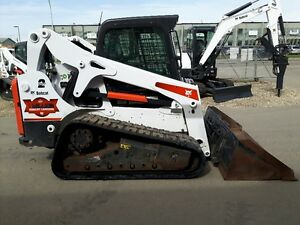 Bobcat Millionth Edition T650 Compact Track Loader
