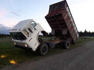 66 Ford 3 ton truck