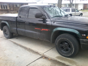 1997 Dodge Dakota Stock Pickup Truck