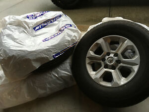 2016 Toyota 4Runner set of 4 tires and rims
