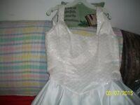 Size 16 Bridalane Wedding Dress purchased from the Wedding Place