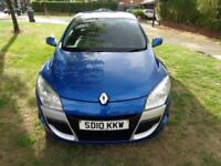 2010 Renault Megane 1.5dCi ( 86bhp ) Expression [NEW MOT+2 OWNERS+FSH+WARRANTY]