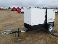 Magnum MMG55 Generator on trailer