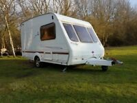 Swift Archway Lowick 2 Berth Lightweight Touring Caravan Excellent Condition