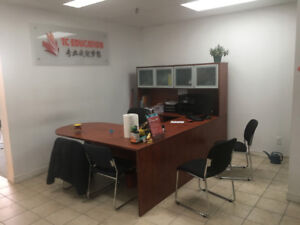 1300 sqft Sheppard/Brimley Professional Office for Lease