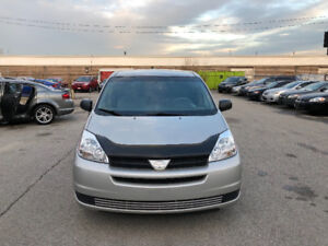2005 Toyota Sienna. CERTIFIED,ETESTED, WARRANTY, NO ACCIDENT