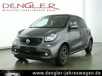 Smart FORFOUR 66KW FALTDACH*NAVI*PTS*KOMFORT Passion