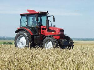 MTZ 1523 tractor. Up to 5 yr warranty. No DEF, No REGENERATIONS