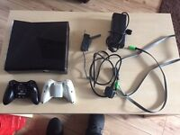 Working order Xbox 360 s c control pad, wireless adapter and power-pack £40 no offers