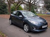 57 Mazda2 1.5 Sport a/c cruise fsh £2495