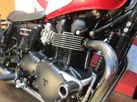 Triumph Bonneville Newchurch