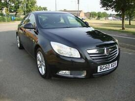 Vauxhall Insignia 2.0CDTi 16v ( 160ps ) 2011MY SRi 5-Dr, Black, 56K FSH,