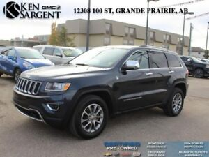 2015 Jeep Grand Cherokee Limited  - Certified