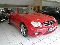 Mercedes-Benz CLK220 2.2TD CDI Auto Sport