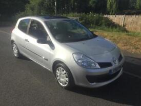 2006 RENAULT CLIO Expression dCi 3dr