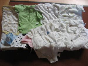Vêtement pour bébé de 0 à 18 mois