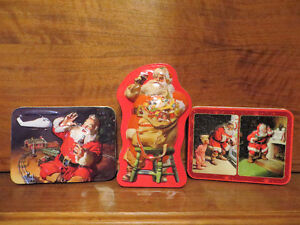 Collectible Tins and 5 sets of playing cards... Coca-Cola Edmonton Edmonton Area image 10