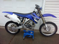 **New Motor** Yamaha YZF250 (All new 290 big bore engine)